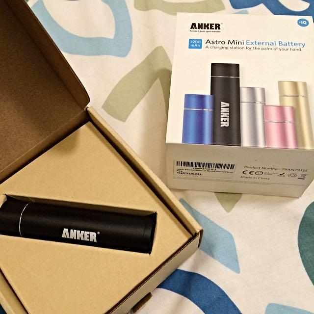 Anker Astro Mini External Battery