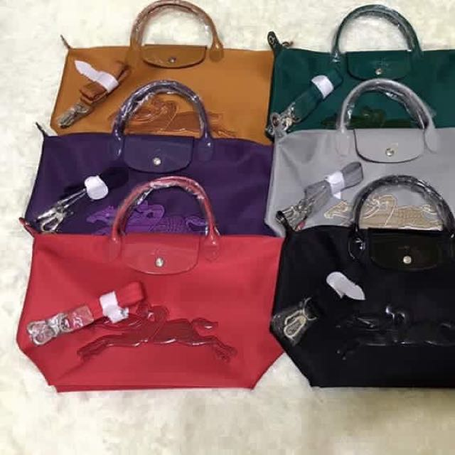 Authentic Long Champ Bags