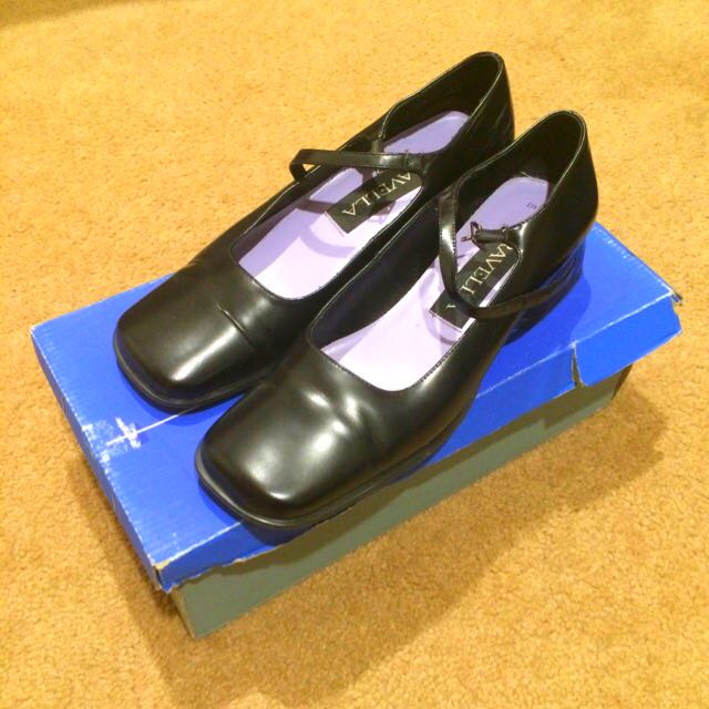 Black Hishine Royale Dress Shoes
