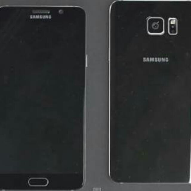 Black Samsung Note 5