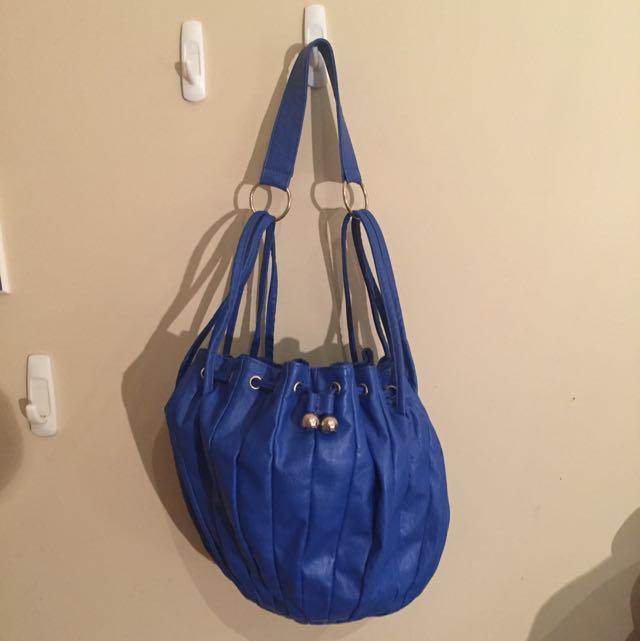 Blue Sportsgirl Bag