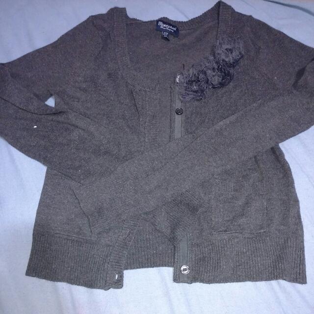Bluenotes Light Sweater