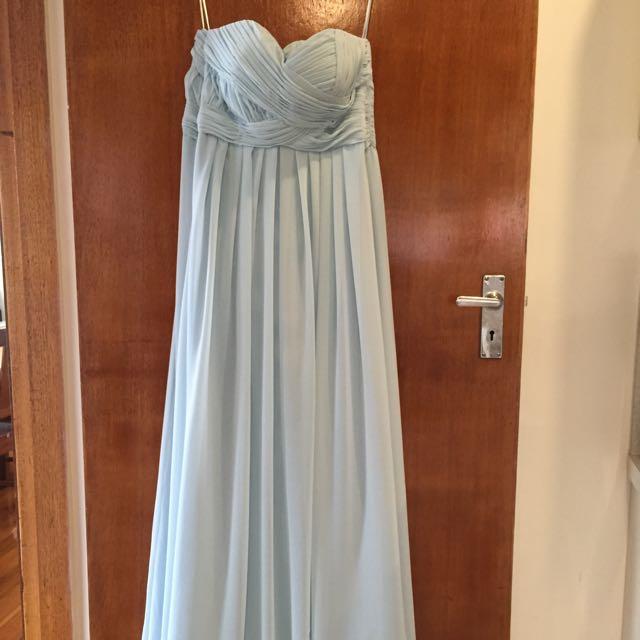 Bridesmaids Dressed X2, 1x Size 8, 1x Size 14
