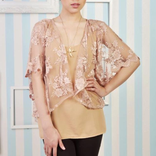 3for100k / Camel Lacey Outer