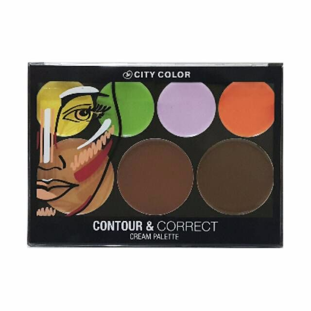 City Color Contour & Corect