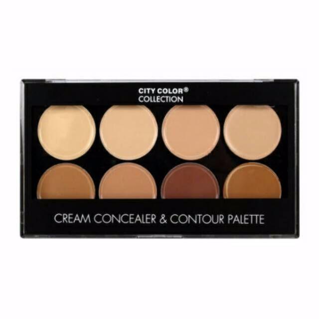 City Color Cream Concealer & Contour