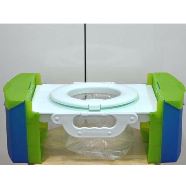 Cool Gear Folding Portable Travel Potty Seat