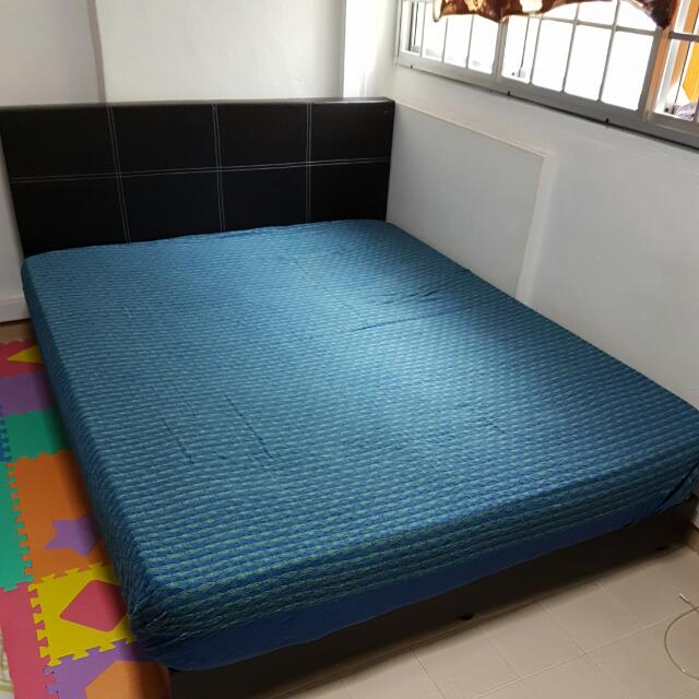 Cot | Bed | Bed Frame | Mattress | Queen Size