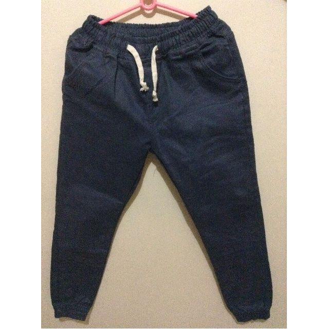 Dark Gray Jogger Pants (For Men)