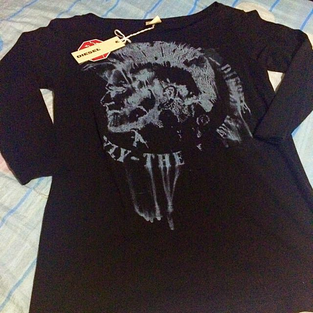 Diesel black shirt (Original)