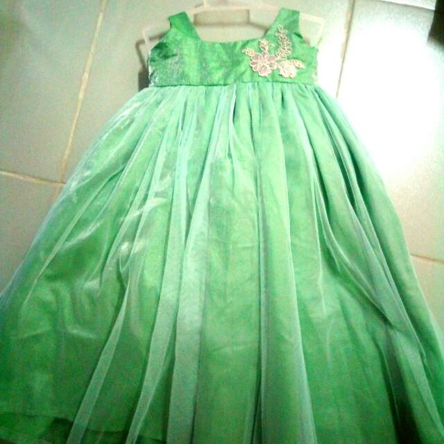 Preloved Empire Dress For Kids