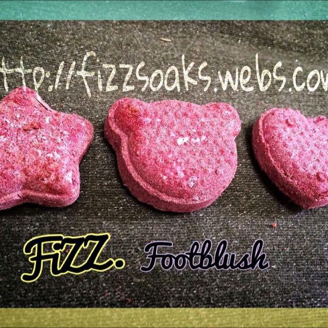 FiZZ™ Fizzing Footsoaks
