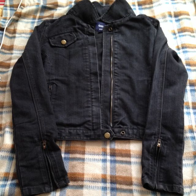 Gap Black Jacket