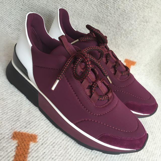 Hermes Miles Sneakers, Luxury on Carousell