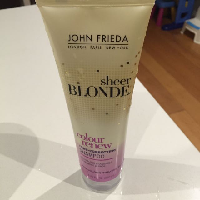 John Frieda Blonde Shampoo