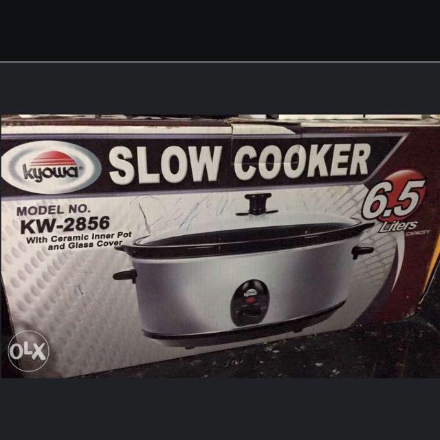 Kyowa Slow Cooker