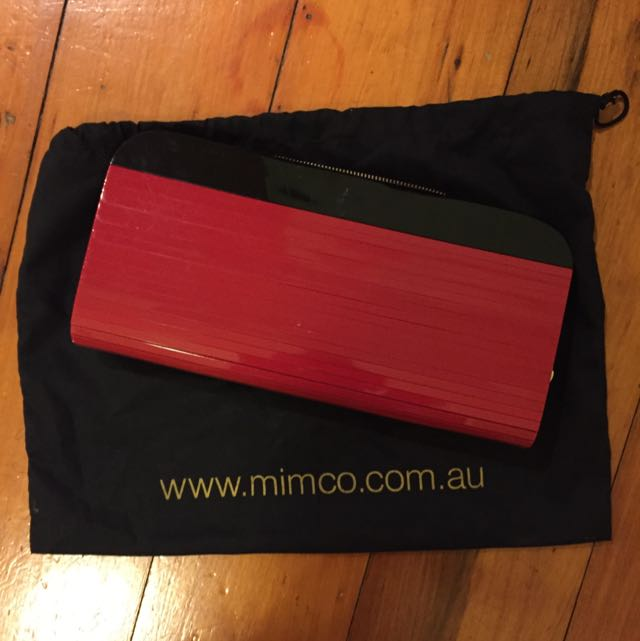 MIMCO Bag With Cover