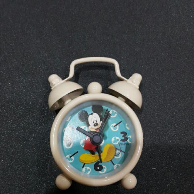 Mini Alarm Clock Mickey Mouse