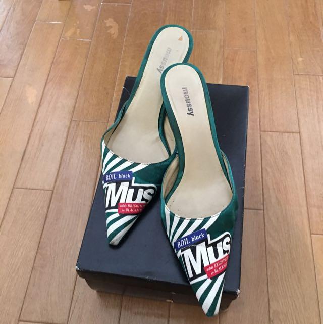 moussy japan heels