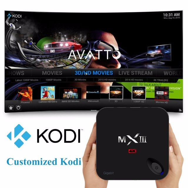 kodi android tv box 2015