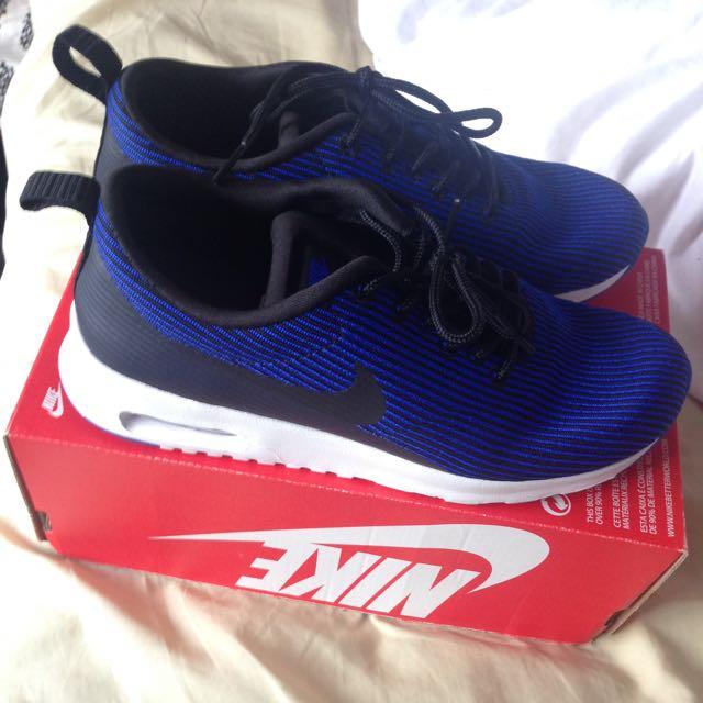 Nike Shoes (Blue)