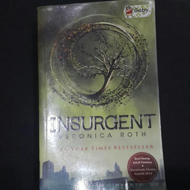 Novel Insurgent Versi Indonesia