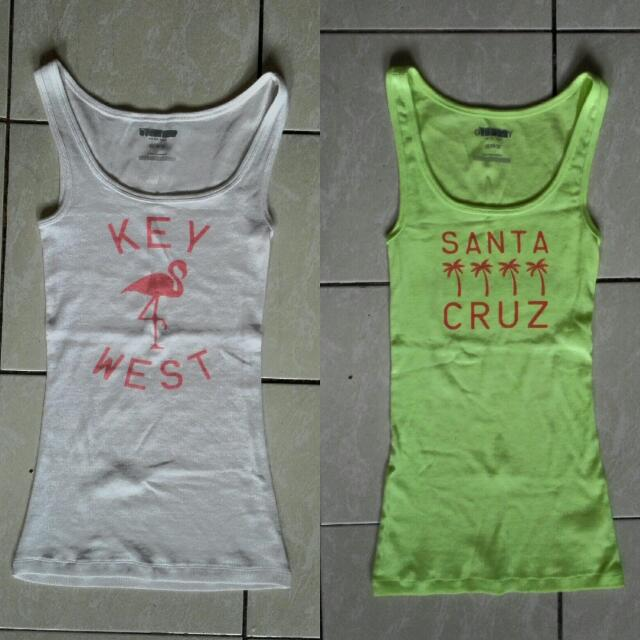 bd66aaf88ab23 2 Old Navy Tank Tops For 100.00