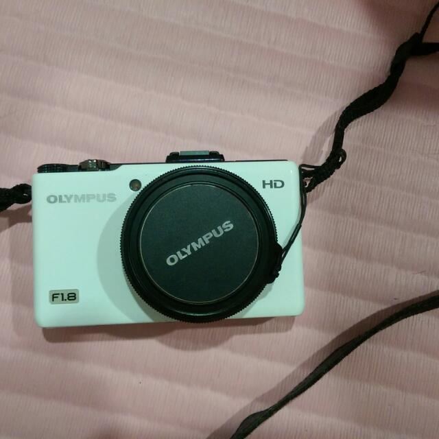 類單眼相機olympus xz-1