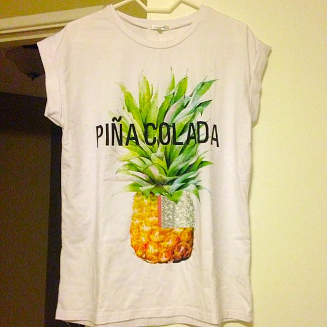 Pina Colada Tshirt Size M
