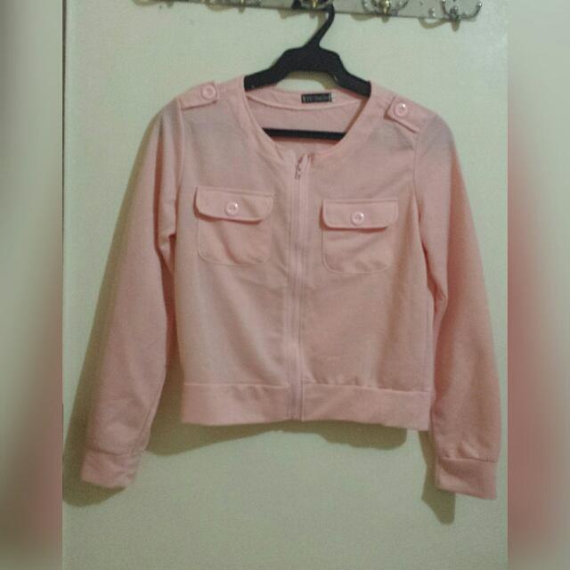 Pink Jacket!😊