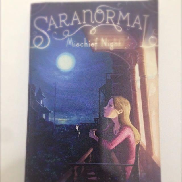 Saranormal