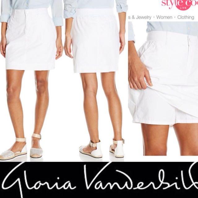 Skort Gloria Vanderbilt