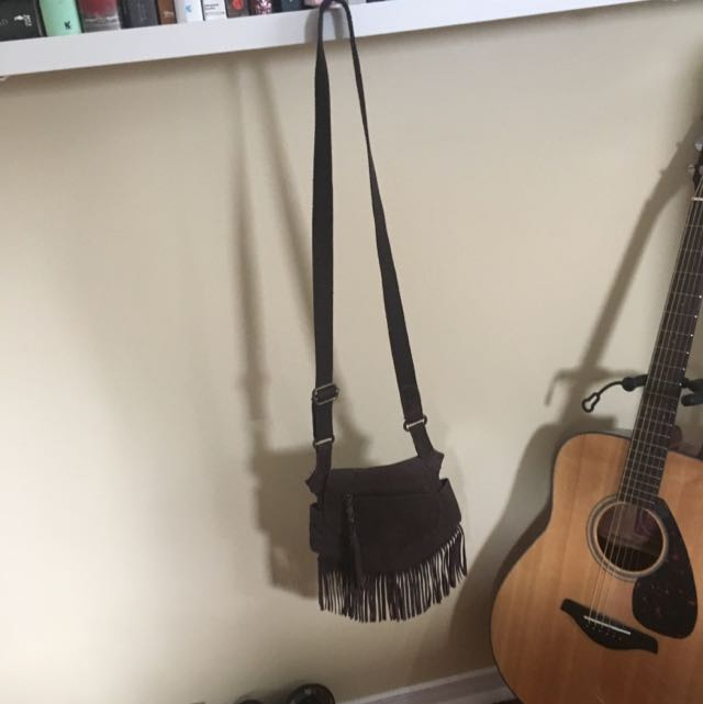 Small Fringe Bag