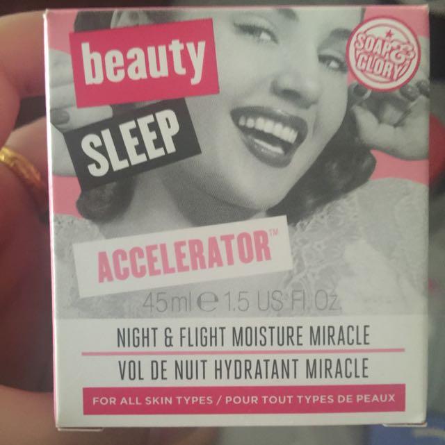 Soap And Glory Beauty Sleep Accelerator