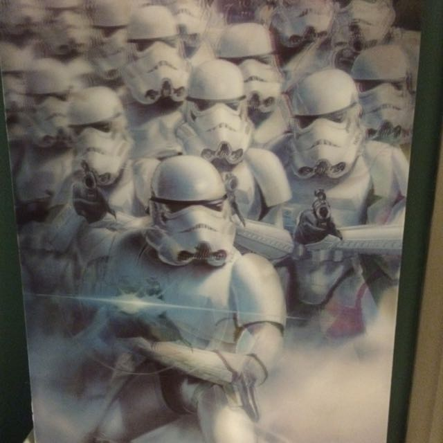 Star Wars Storm trooper Picture