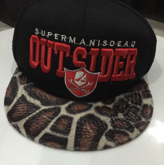 Superman Is Dead Snapback