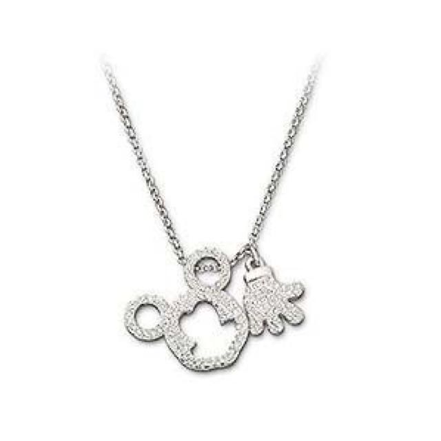 Swarovski Crystal Disney Mickey Mouse