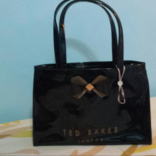 Ted Baker Carry All Bag ( No Zipper Bag)
