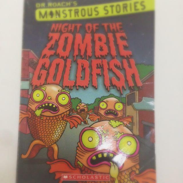 The Zombie Goldfish
