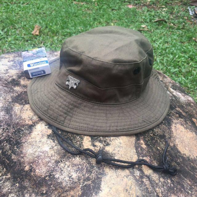 Thrasher skategoat boonie bucket hat(RESERVE) 4a78fefe9