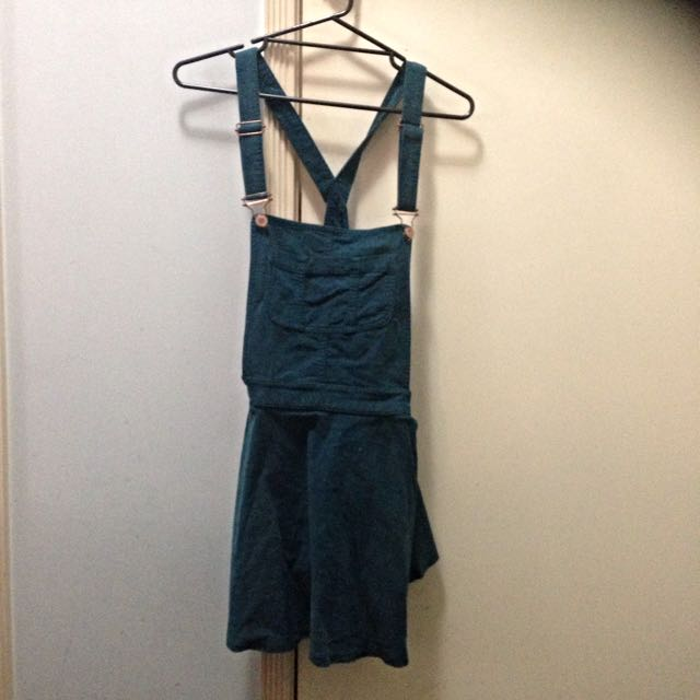 Topshop Overalls (with skirt)