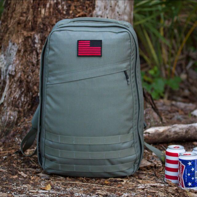 [USED] GoRuck GR1 Backpack, 26L Ranger Green, Sports on ...