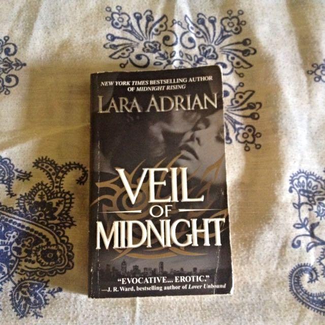 Veil Of Midnight Book