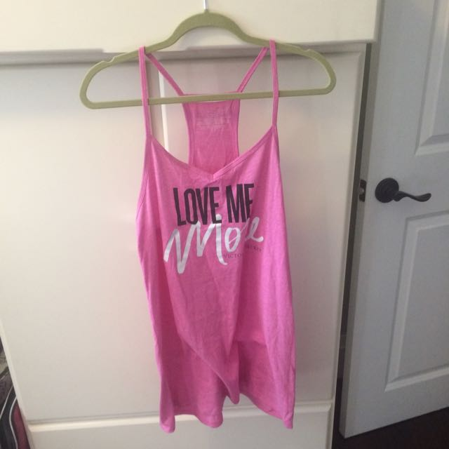 Victoria Secret Night Gown/tank Top
