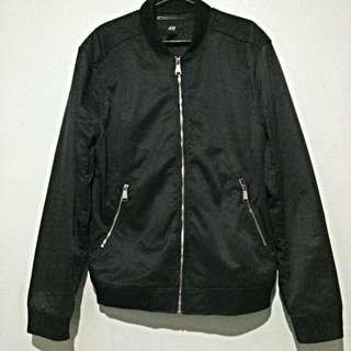 H&M Men's Black Jacket