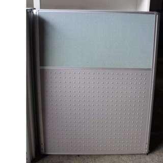 辦公室屏風板 屏風板特賣OF-122404