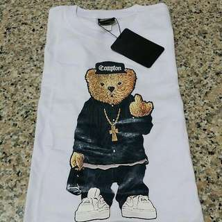 Compton N.W.A 小熊T 嘻哈 HIP HOP