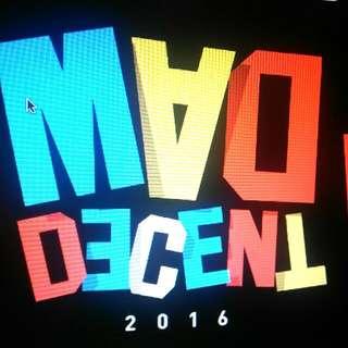 Mad Decent Block Party 2016 Toronto