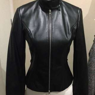 Authentic D & G Leather Jacket