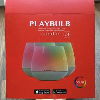 Playbulb Bluetooth Smart LED Color Light